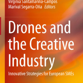 "New book ""Drones and the Creative Industry"" is out"