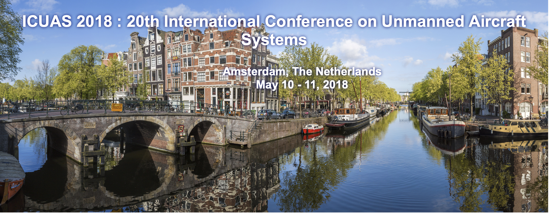 AiRT in ICUAS 2018: 20th International Conference on Unmanned Aircraft Systems