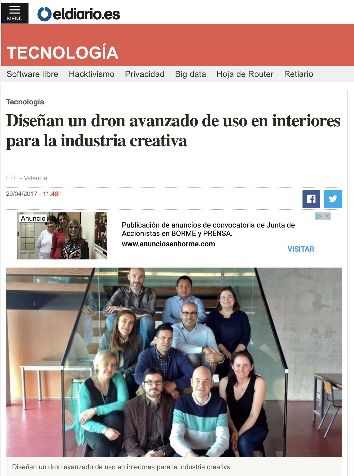 AiRT in eldiario.es