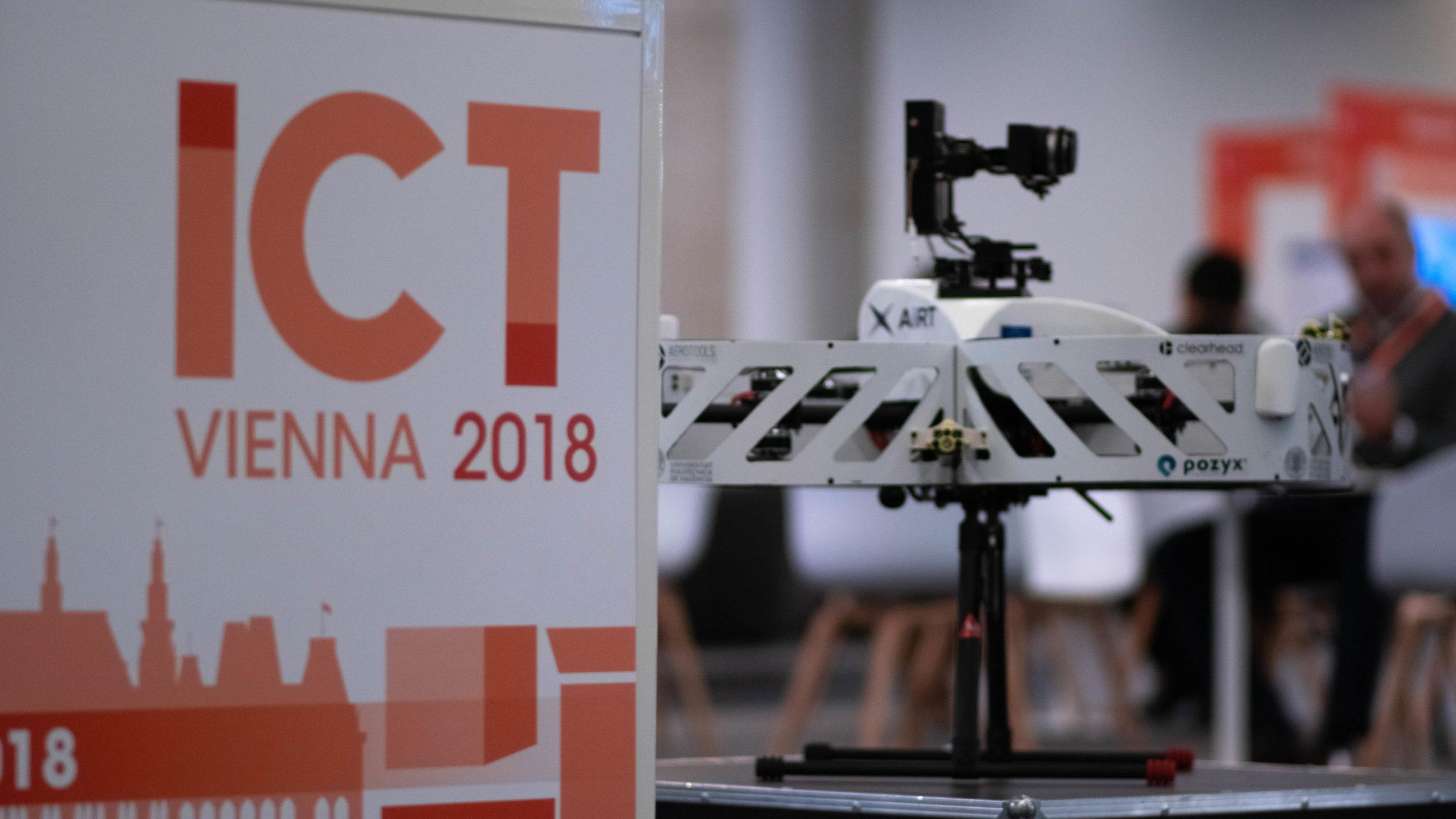 AiRT in ICT 2018 Vienna