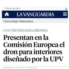 AiRT in La Vanguardia