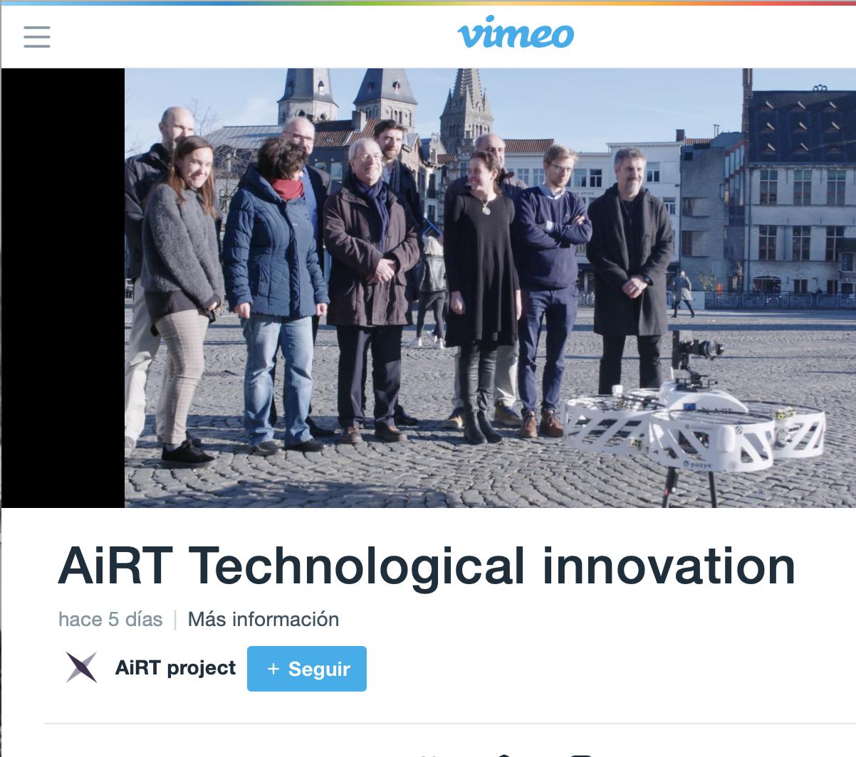 AiRT Technological Innovation
